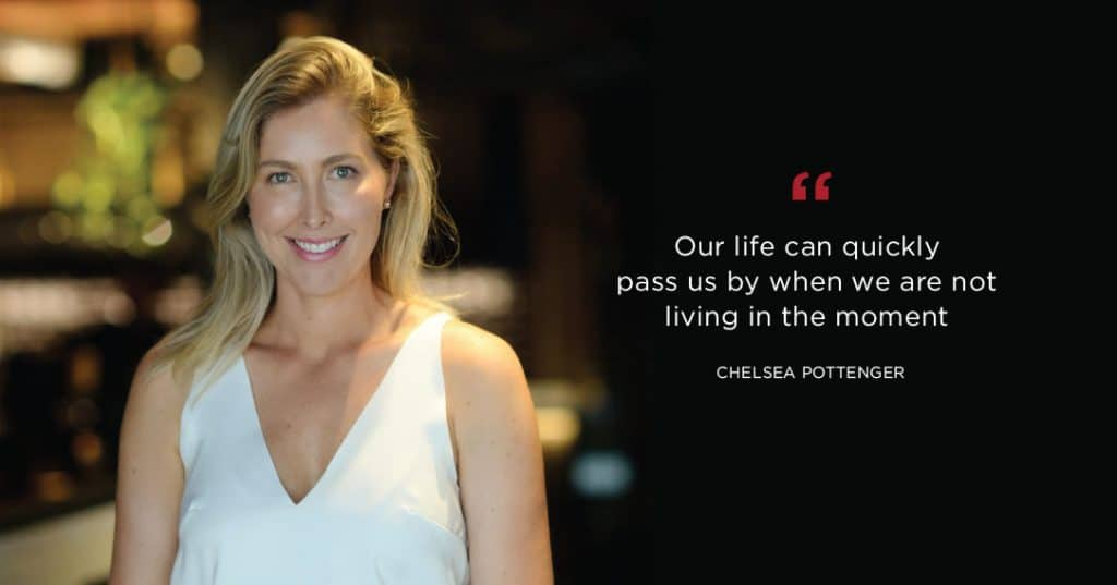 One Minute with Chelsea Pottenger | Internationally Accredited Mindfulness & Meditation Expert